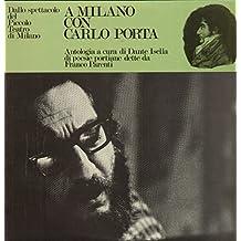 (VINYL LP) A Milano Con Carlo Porta