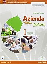 Azienda passo passo insieme. Con e-book. Con espansione online. Per il biennio degli Ist. tecnici commerciali: 1
