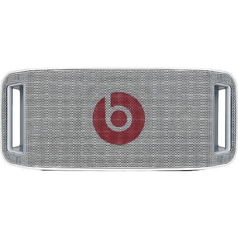 Beats von Dr, Dre (weiß) Beatbox Bluetooth Lautsprecher tragbar
