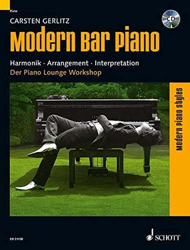 Hannibal Angel: PDF Modern Bar Piano: Harmonik - Arrangement