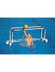 New Water Polo Sports Floating Goal Stable In Water Easy Assemble Pvc Goal