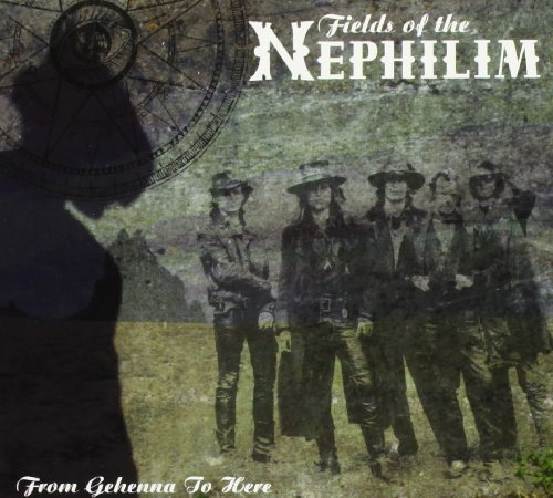 From Gehenna To Here by Fields Of The Nephilim [Music CD]