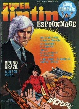 Tintin Super n° 7 - Espionnage
