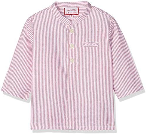 Neck & Neck 17I07001.33, Camisa para Bebés, Rosa (Coral), 80 (Tamaño del Fabricante:18M)