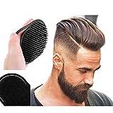 Cepillo desenredante ergonómico para cabello y barba, masajeador de cuero cabelludo/hombre - Mujer