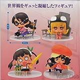 Bakemonogatari - Vignetteum Cute vol.2 [Tsubasa & Mayoi & Nadeko & Shinobu] (Set of 4)