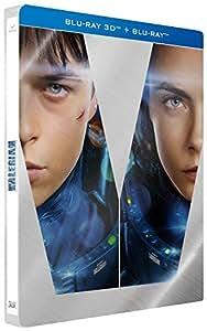 Valérian et la cité des mille planètes - Blu-ray 3D + Blu-ray + 1 rondelle bonus  - Steelbook Edition Limitée