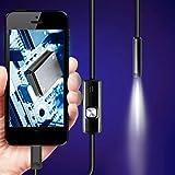 7mm Endoskop Kamera für Android Phone wasserdichte Handy-Endoskop 1,5m