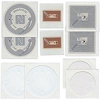 Die Starterkit 10Tag NFC NFC (NTAG213, kovio 2K, NTAG216, Topaz 512)