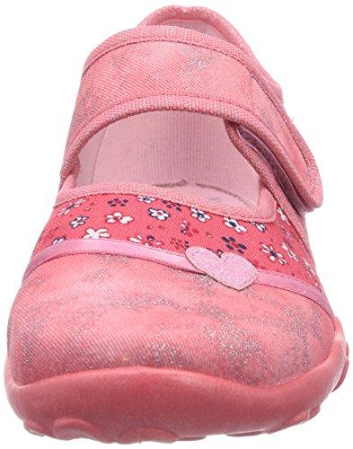 Meninas Bonny Superfit Chinelos coral Plana Rosa 54 400284 Combinacional qzvvxRwE