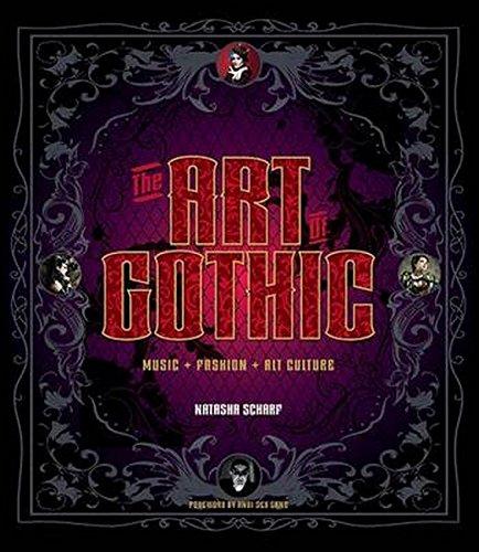 The art of gothic: music, fashion, alt culture