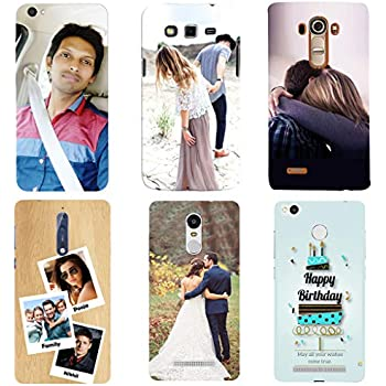competitive price 26cdb e881a Photo Mobile Cover with Print Photo On Mobile Back: Amazon.in ...