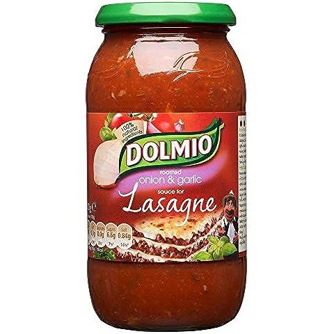 Dolmio Salsa Lasagne - Cipolla Arrosto E Aglio (500g)