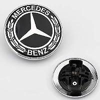Mercedes Motorhaube Stern Ersatz Emblem Platte W212 S212 E63 S AMG Plakette