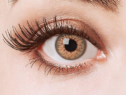 cb907373a77 Couleur des lentilles de contact naturelles Le Roi Soleil de aricona – ans  les lentilles pas opaque à terme pour les yeux claires- sans correction-  les ...
