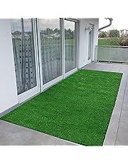 Weave Well High Density Artificial Grass Carpet Mat for Balcony, Lawn, Door