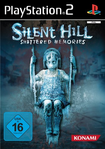 Silent Hill: Shattered Memories (Horror Spiele Ps2)
