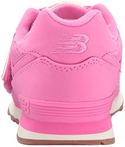 New Balance 574, Scarpe da Ginnastica Basse Unisex – Bambini Rosa (Pink)