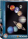 Eurographics NASA The Solar System 1000pieza(s) - Rompecabezas (Jigsaw puzzle, Espacio, Niños y adultos, Niño/niña, Interior, Caja)