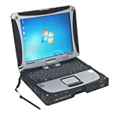 Panasonic Toughbook CF-19 2GB RAM 80GB HDD Windows 7 Laptop Rugged and WaterResistant with Touchscreen