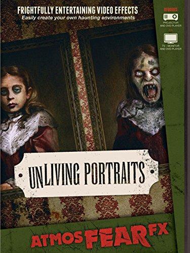 AtmosFEARfx UnLiving Portraits Halloween Digital Decorations