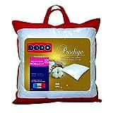 Dodo Oreiller PRODIGE, 100% Coton, Blanc, 60 x 60 cm