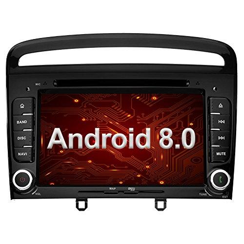 Ohok 7 Pulgadas 2 DIN Autoradio Android 8.0.0 Oreo Octa Core 4GB...