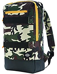Dickies Laptop-Rucksack Phoenixville - 16 Litre Camouflage (One Size , Grun)