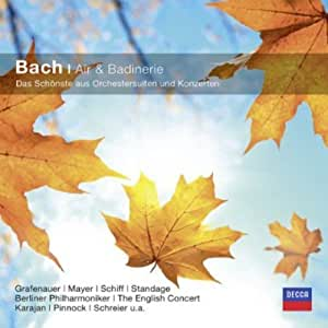 Bach - Air und Badinerie