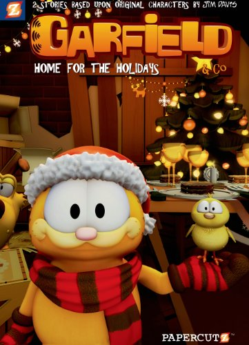 Garfield & Co. #7: Home for the Holidays (Garfield Graphic Novels) (English Edition)