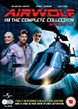 Airwolf - The Complete Collection:Seasons 1-3 - 13 DVD Set [DVD]