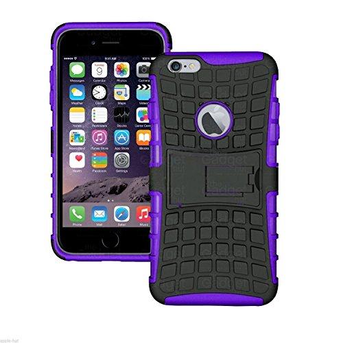 DN® Smart Schutzhülle für Apple iPod Touch 5und Apple iPod Touch 6, SLIM SURVIVOR PURPLE, iPod Touch 5 (Ipod Touch Survivor Slim)