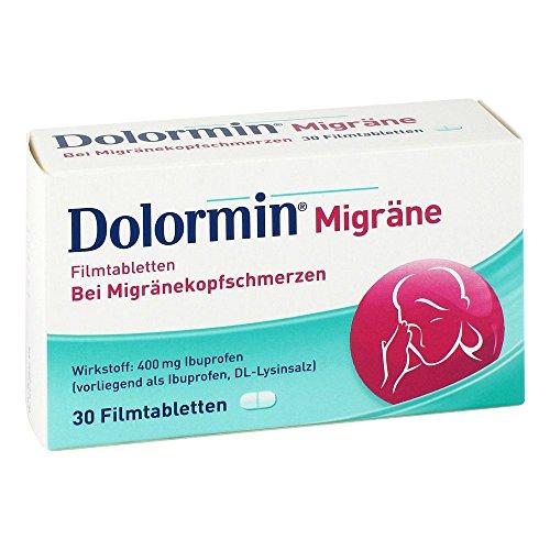 Dolormin Migräne Tabletten, 30 St.