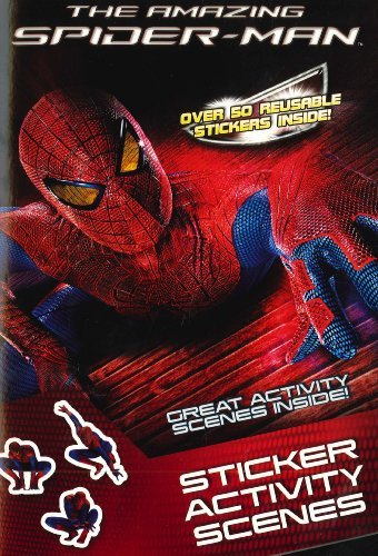 The Amazing Spiderman: Carry Along Colouring Set