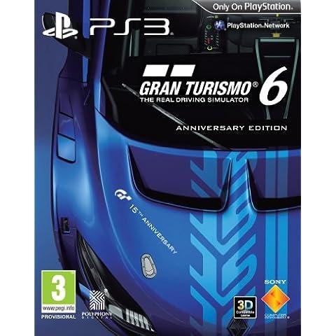 Sony Gran Turismo 6 Anniversary Edition [Importación italiana]