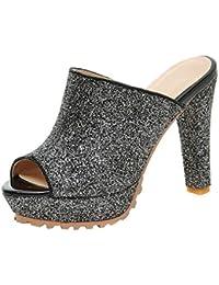 Suchergebnis auf für: High Heels Mary Jane