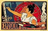 Fine Art Print–Centro de las Bellas Artes Exposicion 1900, 1900von Bentley Global Arts Gruppe, Papier, multi, 17 x 11