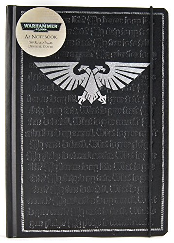 Warhammer A5 Notebook Pledge Half Moon Cancelleria