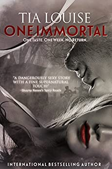 One Immortal (Derek & Melissa): A Vampire Romance (One to Hold) by [Louise, Tia]