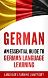 Learn German with Ease!Whatever plans you may have for your future, with knowledge of the German language, you can create infinite possibilities. Learning German means acquiring skills to improve your professional and personal life.During each chapte...