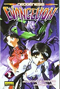 NEOGÉNESIS EVANGELION TOMO 02 par Yoshiyuki Sadamoto