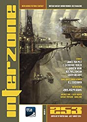 Interzone #253 Jul - Aug 2014 (Science Fiction and Fantasy Magazine)