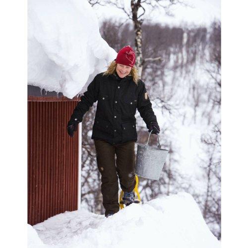 Fjällräven greenland veste d'hiver pour femme Dark Navy