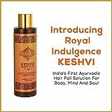 #10: Royal Indulgence Keshvi Intensive Hair Oil (100ML)