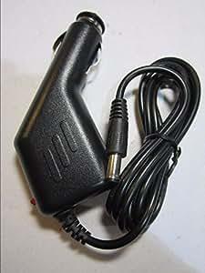 Mustek PL207 Lecteur DVD Portable chargeur de voiture avec prise allume-cigare 12 V