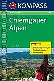 Chiemgauer Alpen: Wanderführer mit 50 Touren mit Höhenprofilen und Routenkarten - Walter Theil