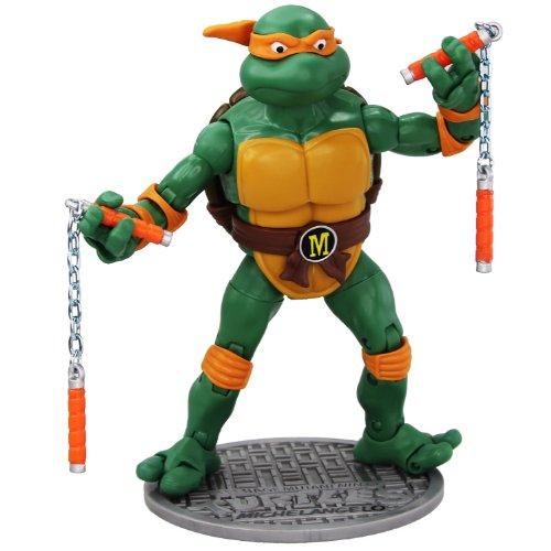 Turtles Classic Michelangelo Actionfigur (15 cm) ()