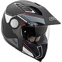 GIVI HX01DN90060 Hps X01D Integral Casco Tourer, Color Negro Mate, Talla 60/L
