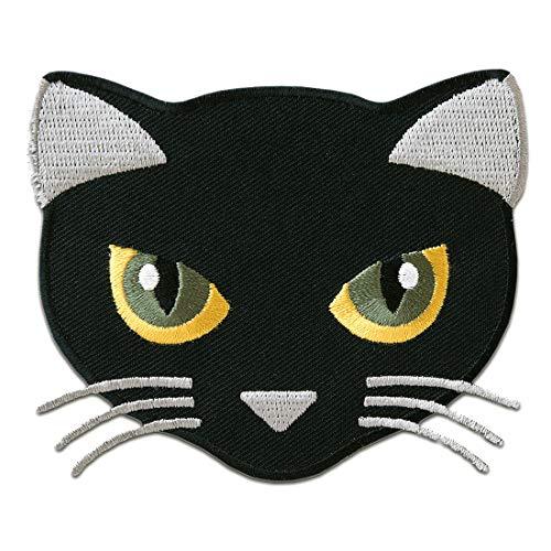 Parches - Black Cat negro gato animal - negro - 8