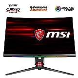27 MSI OPTIX MPG27CQ WQHD 1MS HDMI+DP SIYAH CURVED GAMING MONITOR